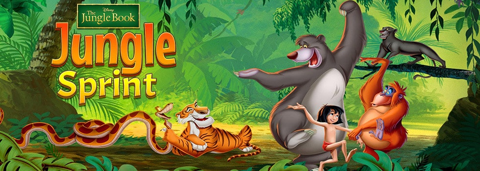 Jungle Book Jungle Sprint